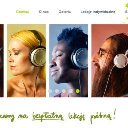 nowa strona Ferment Szkoła Muzyki Rozrywkowej w Łodzi