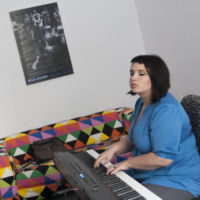 Alicja Szeligowska - nauka śpiewu