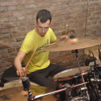 Daniel Piotrowski - nauka gry perkusja