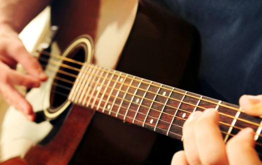 nauka gry na gitarze - prywatna szkoła muzyczna w Łodzi