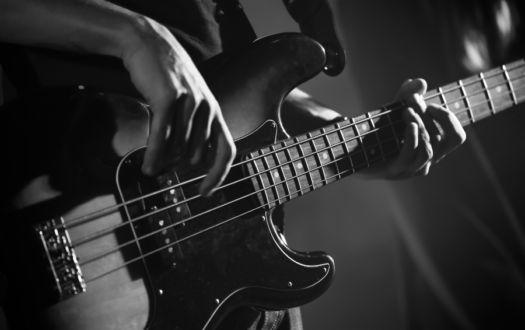 nauka gry na gitarze basowej - prywatna szkoła muzyczna w Łodzi