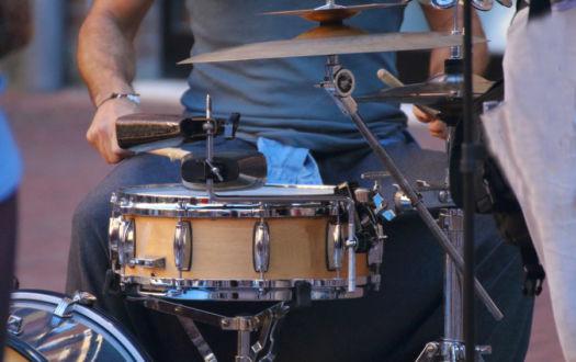 nauka gry na perkusji - prywatna szkoła muzyczna w Łodzi